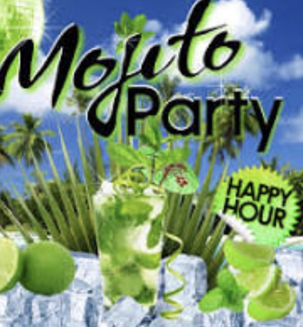 MOJITO PARTY Avec DJ