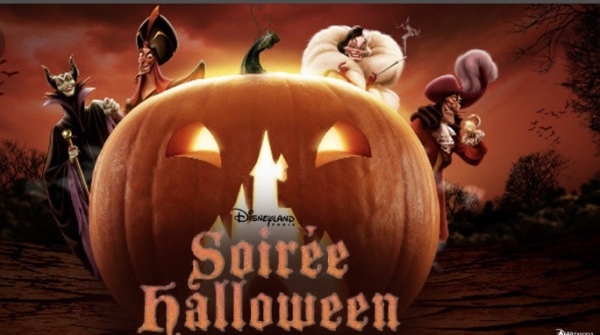 HALLOWEEN PARTY menu 35€